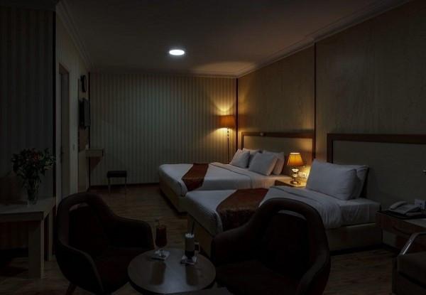 هتل پامچال