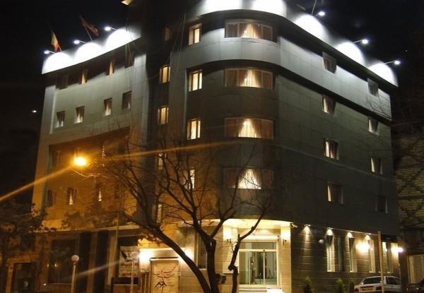 هتل آپارتمان مهرگان
