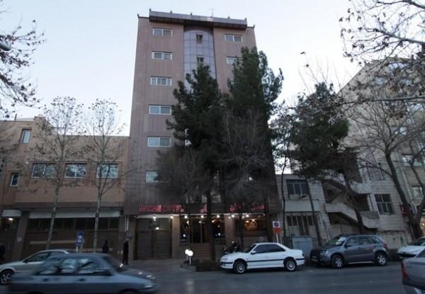 هتل ماهان