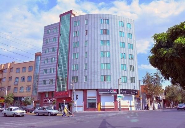 هتل-آپارتمان-ارس