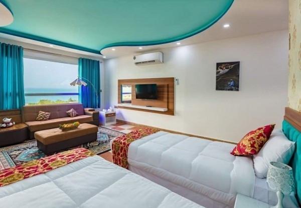 هتل رخسار