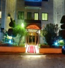 هتل-آپارتمان-صدرا