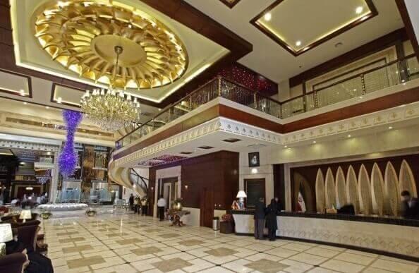 هتل درویشی